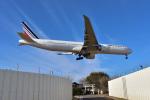 パンダさんが、成田国際空港で撮影したエールフランス航空 777-328/ERの航空フォト(飛行機 写真・画像)
