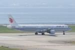 kuro2059さんが、関西国際空港で撮影した中国国際航空 A321-213の航空フォト(写真)