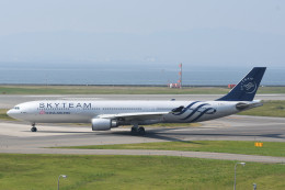 kuro2059さんが、関西国際空港で撮影したチャイナエアライン A330-302の航空フォト(飛行機 写真・画像)