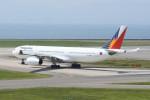 kuro2059さんが、関西国際空港で撮影したフィリピン航空 A330-343Xの航空フォト(写真)