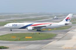 kuro2059さんが、関西国際空港で撮影したマレーシア航空 A330-323Xの航空フォト(飛行機 写真・画像)