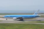 kuro2059さんが、関西国際空港で撮影したKLMオランダ航空 777-206/ERの航空フォト(写真)
