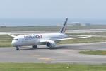 kuro2059さんが、関西国際空港で撮影したエールフランス航空 787-9の航空フォト(写真)