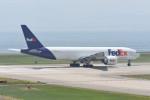 kuro2059さんが、関西国際空港で撮影したフェデックス・エクスプレス 777-FS2の航空フォト(写真)