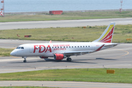 kuro2059さんが、関西国際空港で撮影したフジドリームエアラインズ ERJ-170-200 (ERJ-175STD)の航空フォト(写真)