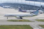 kuro2059さんが、関西国際空港で撮影したエアプサン A321-231の航空フォト(飛行機 写真・画像)