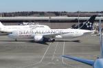 たーしょ@0525さんが、成田国際空港で撮影したエア・インディア 787-8 Dreamlinerの航空フォト(写真)