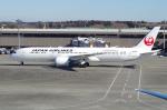 たーしょ@0525さんが、成田国際空港で撮影した日本航空 787-9の航空フォト(写真)