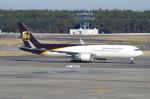 たーしょ@0525さんが、成田国際空港で撮影したUPS航空 767-34AF/ERの航空フォト(写真)
