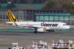 たーしょ@0525さんが、成田国際空港で撮影したタイガーエア台湾 A320-232の航空フォト(写真)