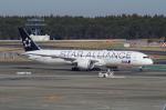 たーしょ@0525さんが、成田国際空港で撮影した全日空 787-9の航空フォト(写真)