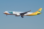 たーしょ@0525さんが、成田国際空港で撮影したセブパシフィック航空 A330-343Eの航空フォト(写真)