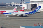 たーしょ@0525さんが、成田国際空港で撮影した日本貨物航空 747-4KZF/SCDの航空フォト(写真)