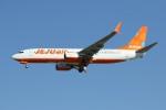 taka777さんが、金浦国際空港で撮影したチェジュ航空の航空フォト(写真)
