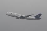 airdrugさんが、香港国際空港で撮影したサウディア 747-481(BDSF)の航空フォト(写真)