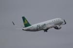 airdrugさんが、茨城空港で撮影した春秋航空 A320-214の航空フォト(写真)
