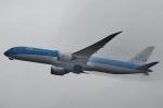 鉄バスさんが、関西国際空港で撮影したKLMオランダ航空 787-9の航空フォト(写真)