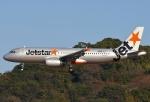 あしゅーさんが、福岡空港で撮影したジェットスター・ジャパン A320-232の航空フォト(写真)