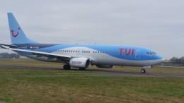 X-Airlinesさんが、ボーンマス空港で撮影したトゥイ・エアウェイズ 737-8K5の航空フォト(飛行機 写真・画像)