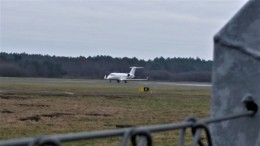 X-Airlinesさんが、ボーンマス空港で撮影したイギリス個人所有 45の航空フォト(飛行機 写真・画像)