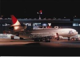 JA8589さんが、成田国際空港で撮影した日本航空 MD-11の航空フォト(写真)