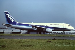 tassさんが、羽田空港で撮影したエアーニッポン A320-211の航空フォト(写真)