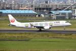 kumagorouさんが、宮崎空港で撮影したジェイ・エア ERJ-190-100(ERJ-190STD)の航空フォト(飛行機 写真・画像)