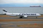 ちゃぽんさんが、中部国際空港で撮影したフィンエアー A330-302Xの航空フォト(写真)