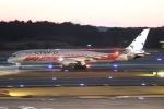 mitsuru1さんが、成田国際空港で撮影したエティハド航空 787-9の航空フォト(写真)
