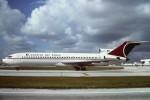 tassさんが、マイアミ国際空港で撮影したカーニバル・エアラインズ 727-233/Adv(F)の航空フォト(飛行機 写真・画像)