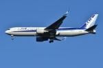 Izumixさんが、成田国際空港で撮影した全日空 767-381/ERの航空フォト(写真)