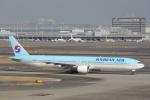 OS52さんが、羽田空港で撮影した大韓航空 777-3B5の航空フォト(写真)