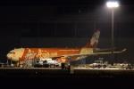 木人さんが、成田国際空港で撮影したインドネシア・エアアジア・エックス A330-343Xの航空フォト(写真)