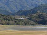 ナナオさんが、石見空港で撮影した日本個人所有 DG-500Mの航空フォト(写真)