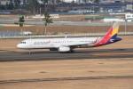 kumagorouさんが、仙台空港で撮影したアシアナ航空 A321-231の航空フォト(写真)