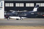 神宮寺ももさんが、八尾空港で撮影した三井住友ファイナンス&リース Kodiak 100の航空フォト(写真)