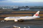 菊池 正人さんが、羽田空港で撮影した日本航空 777-289の航空フォト(写真)