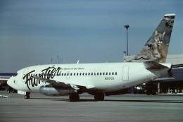 tassさんが、ツーソン国際空港で撮影したフロンティア航空 737-201の航空フォト(飛行機 写真・画像)
