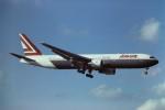 tassさんが、マイアミ国際空港で撮影したラウダ航空 767-3Z9/ERの航空フォト(写真)