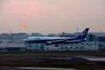 まいけるさんが、福岡空港で撮影した全日空 767-381/ERの航空フォト(写真)