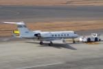 yabyanさんが、中部国際空港で撮影した国土交通省 航空局 G-IV Gulfstream IVの航空フォト(飛行機 写真・画像)