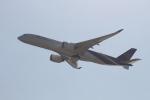 RAOUさんが、関西国際空港で撮影したタイ国際航空 A350-941XWBの航空フォト(写真)