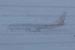 Koenig117さんが、青森空港で撮影した奥凱航空 737-8KFの航空フォト(写真)