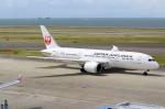 ハピネスさんが、中部国際空港で撮影した日本航空 787-8 Dreamlinerの航空フォト(飛行機 写真・画像)
