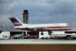 tassさんが、マイアミ国際空港で撮影したUSエアウェイズの航空フォト(写真)