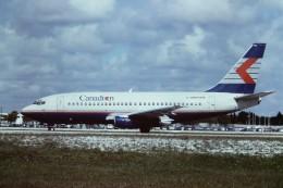 tassさんが、フォートローダーデール・ハリウッド国際空港で撮影したカナディアン航空 737-275/Advの航空フォト(飛行機 写真・画像)
