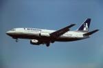 tassさんが、ロンドン・ガトウィック空港で撮影したブリタニア・エアウェイズ 737-3T5の航空フォト(飛行機 写真・画像)