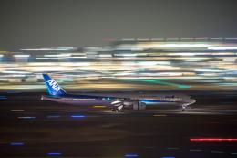 wtb11_ksさんが、羽田空港で撮影した全日空 777-381の航空フォト(飛行機 写真・画像)