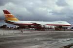 tassさんが、マイアミ国際空港で撮影したフェデックス・エクスプレス 747-249F/SCDの航空フォト(写真)