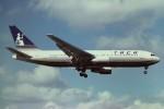 tassさんが、マイアミ国際空港で撮影したTACA航空 767-204(ER)の航空フォト(飛行機 写真・画像)